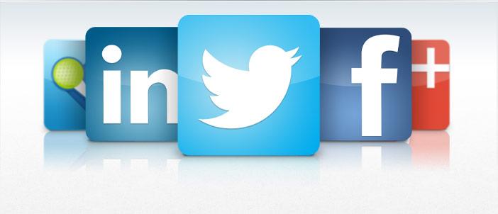 آمارهایی خواندنی درباره شبکه های اجتماعی