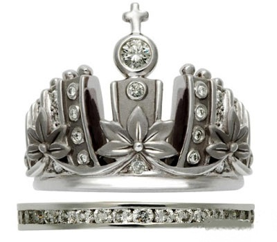 کلاه ایرلندی در ایران حلقه های ازدواج شاهزاده های سلطنتی +تصویر