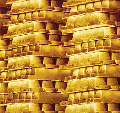 کمربند طلا