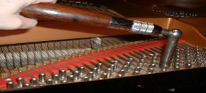 میزان سازی پیانو