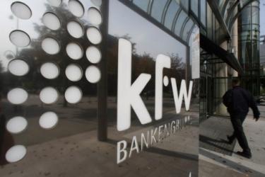 بانک KFW آلمان،کارمند بانک سینا