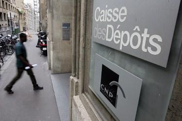 موسسه Caisse des Dépôts et Consignations فرانسه