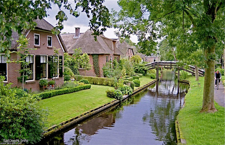 عکس های کشور هلند